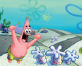 Patrick - spongebob-squarepants wallpaper