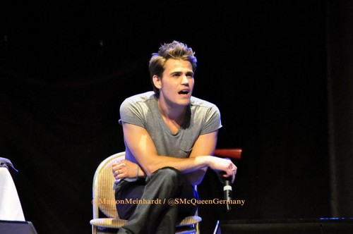 Paul Wesley at Bloody Diaries Convention
