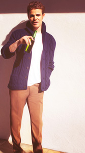 Paul Wesley ♥