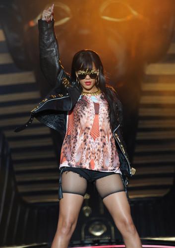 Performing At BBC Radio 1 Hackney Weekend In london [24 June 2012]