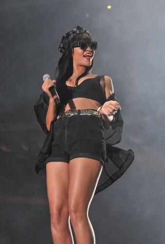 Performing At The Hackney weekender Festival In London [23 June 2012]