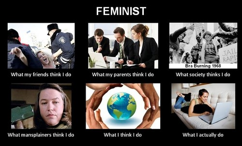 Feminism wallpaper titled Perspective