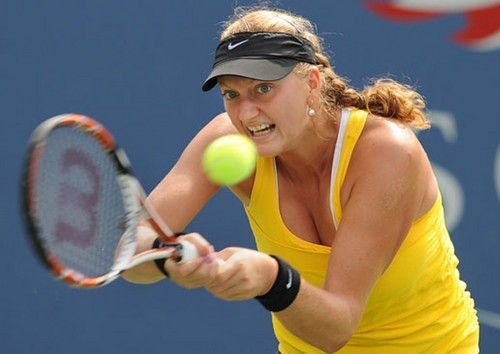 Petra Kvitova 2010 - tennis Photo
