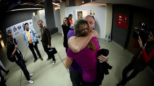 Petra Kvitova and coach David Kotyza