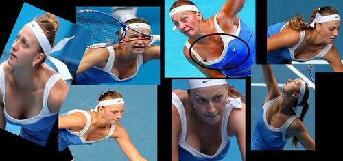 Petra Kvitova breast 2011