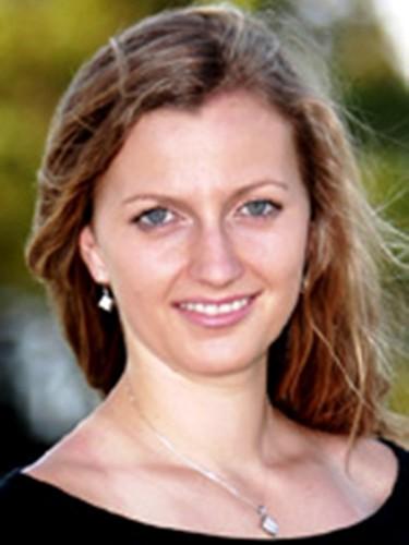 Petra Kvitova neck