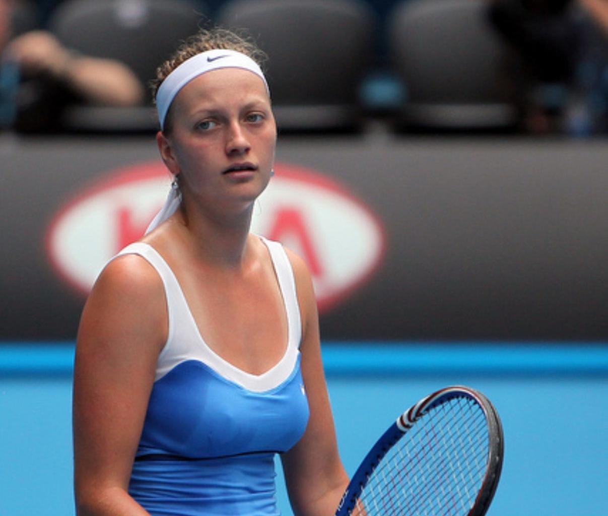 Petra Kvitova nipples 2011