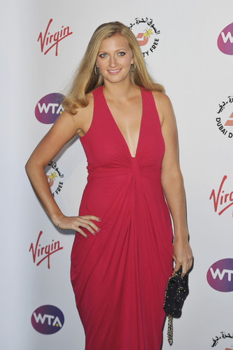 Petra Kvitova party big picture 3 - tennis Photo