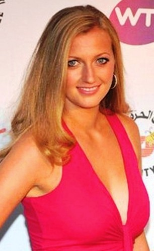 Petra Kvitova to traditional party before Wimbledon..