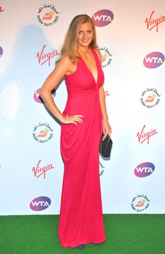 Petra Kvitova to traditional party before Wimbledon - youtube Photo
