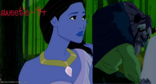 Pocahontas & Beast