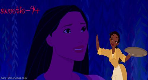 Pocahontas & Tiana