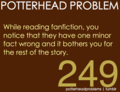 Potterhead problems 241-260