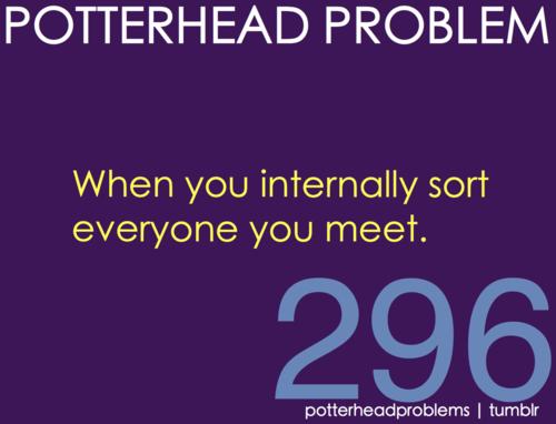 Potterhead problems 281-300