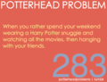Potterhead problems 281-300