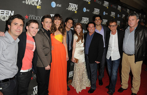 """Premiere Of MTV's """"Teen Wolf"""" - Arrivals 2011"""