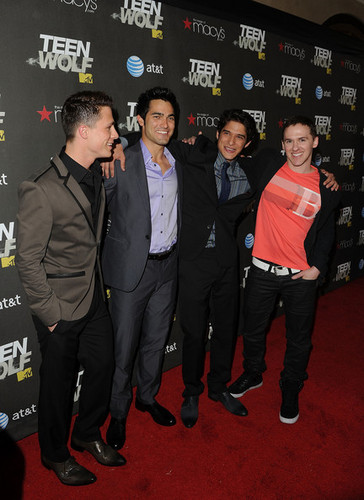 "Premiere Of MTV's ""Teen Wolf"" - Arrivals 2011"