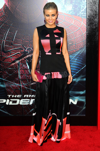 Premiere Of 'The Amazing Spider-Man' At Regency Village Theatre In Westwood [28 June 2012]