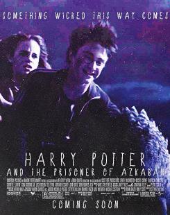 Prisoner of Azkaban Poster Remake