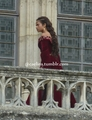 Queen Guinevere on the Balcony (2)