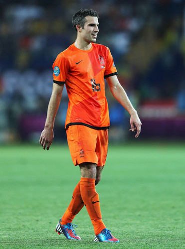 R. camioneta, van Persie (The Netherlands)