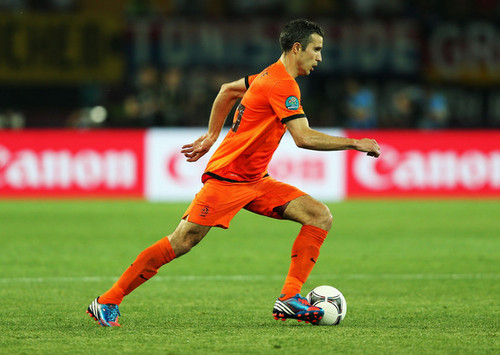 R. furgone, van Persie (The Netherlands)