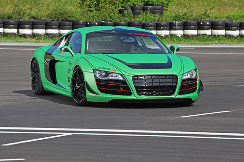 RACING ONE AUDI R8 V10 5.2 QUATTRO - audi Photo