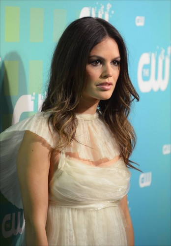 Rachel at the CW Upfronts in New York - Arrivals {17/05/12}