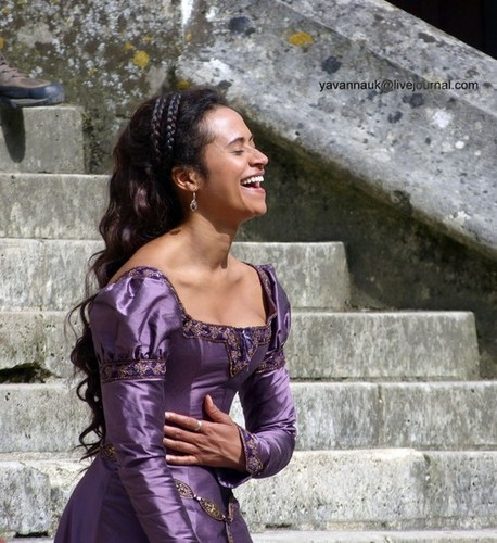 Radiantly Beautiful, angel Coulby