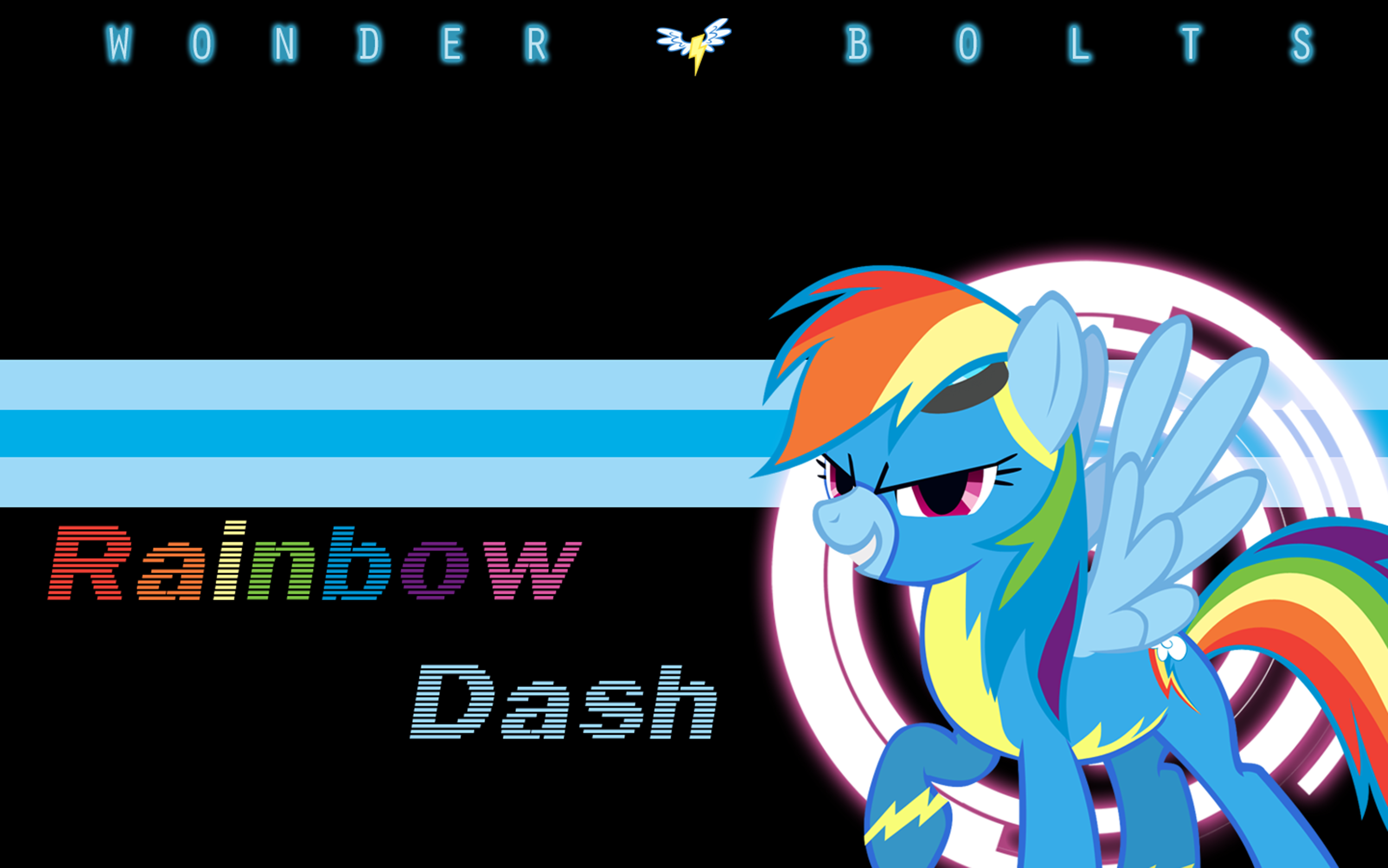 My little pony friendship is magic rainbow dash the wonderbolt