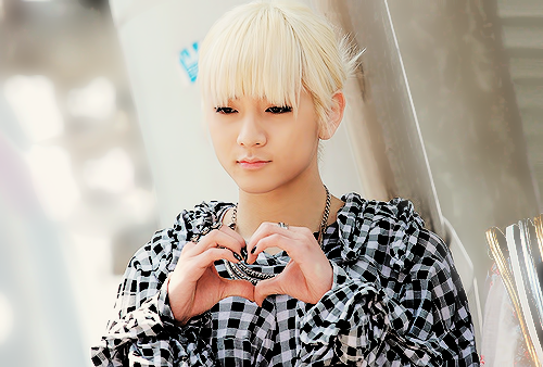 NU'EST wallpaper called Ren cute