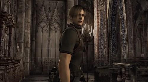 Resident Evil 4 - Leon [ By: ___Sophie___ ]