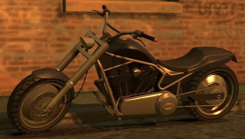 Grand Theft Auto IV The Lost And Damned Hintergrund titled Revenent