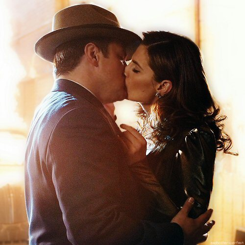 Richard Castle & Kate Beckett - nathan-fillion Photo