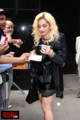 Rita Ora - Signing autographs at 'Good Morning America' - June 19, 2012