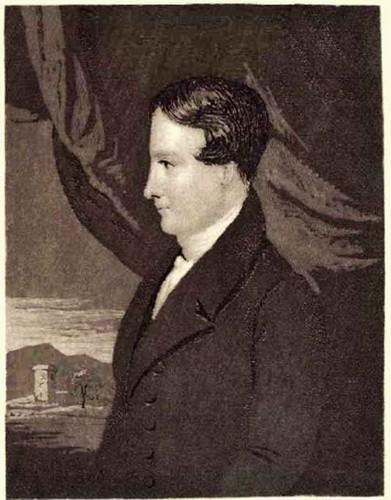 Robert Murray M'Cheyne -McCheyne( 21 May 1813 – 25 March 1843)