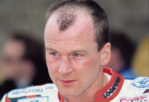 Robert Steven 'Hizzy' Hislop (11 January 1962 - 30 July 2003)