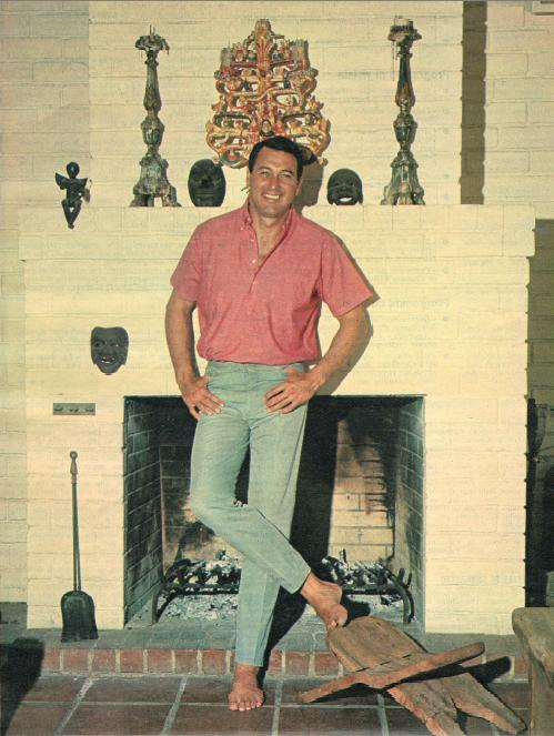 Rock Hudson Shoe Size