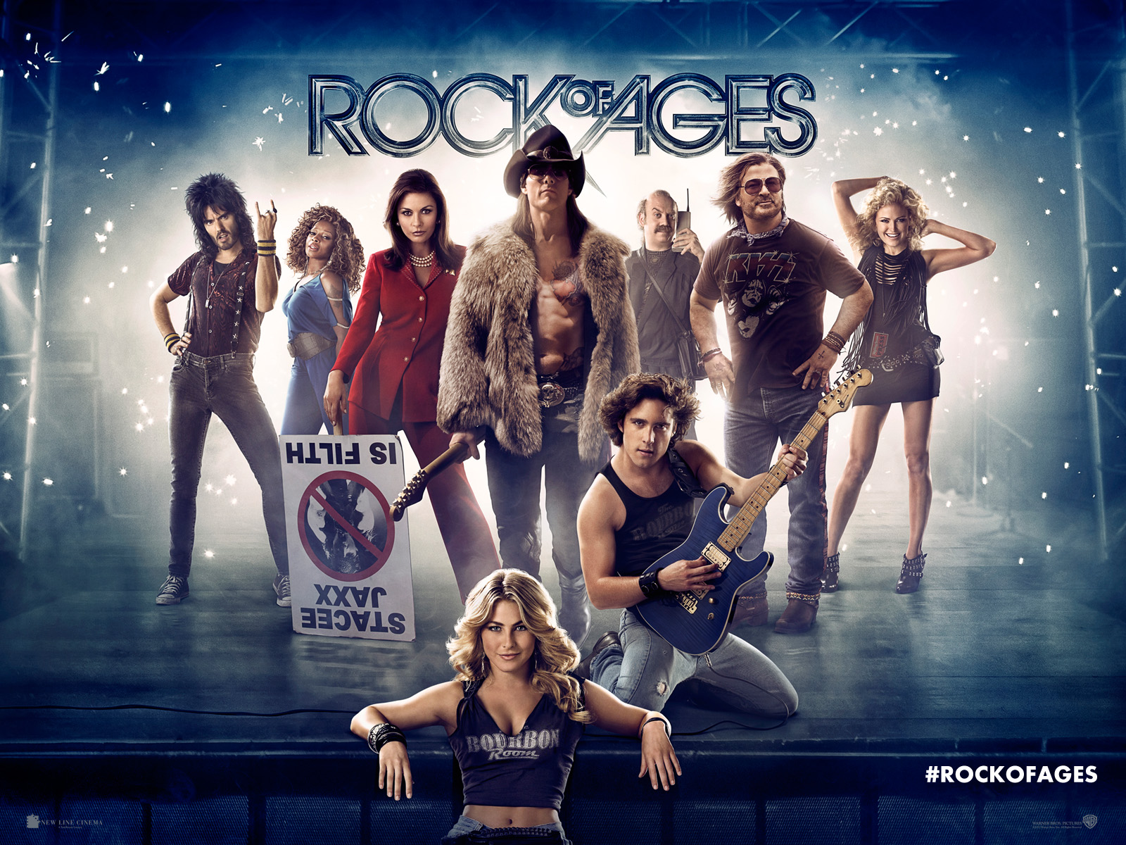 Rock Of Ages The Motion Picture Images Rock Of Ages Backgound Hd