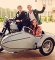 Rupert, Tom, and Bonnie - harry-potter photo