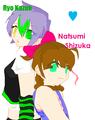 Ryo and Natsumi