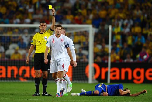 S. Gerrard (England)