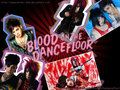 SL@SH G@SH // BO†DF // Δ WALLPAPER ! - blood-on-the-dance-floor wallpaper
