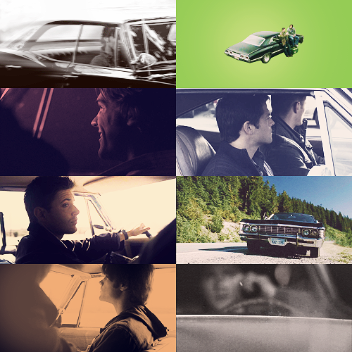 pariapink wallpaper called SPN<333