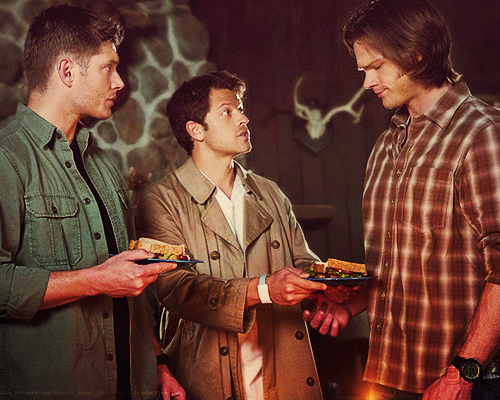 pariapink wallpaper titled SPN<333
