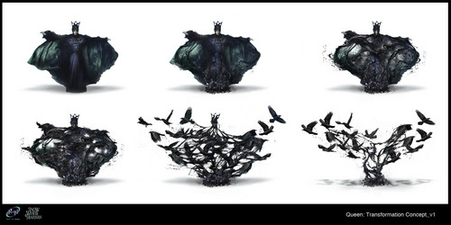 Snow White and The Huntsman images SWATH Concept Art by ...