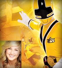 Samurai Yellow Ranger Emily