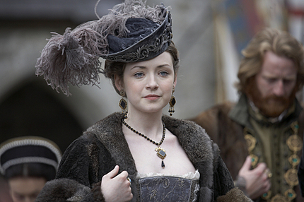 Tudor History پیپر وال titled Sarah Bolger as Mary Tudor