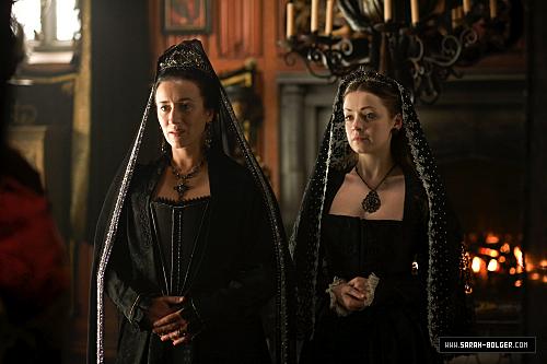 Sarah Bolger as Mary Tudor