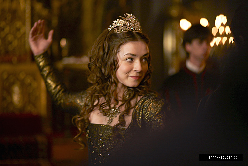 Tudor History wallpaper called Sarah Bolger as Mary Tudor